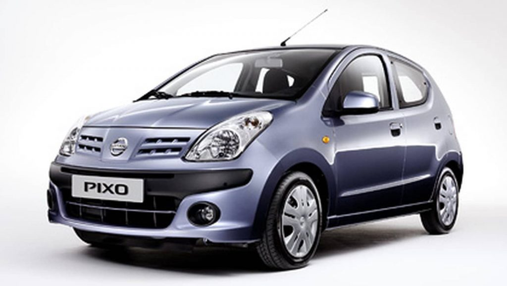 Nissan Pixo A/C