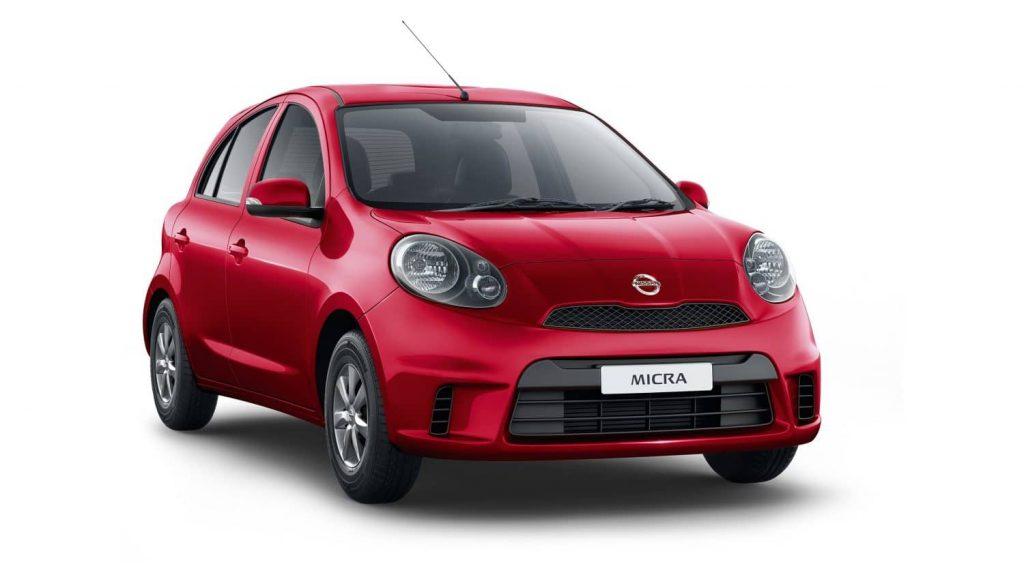 Nissan Micra A/C