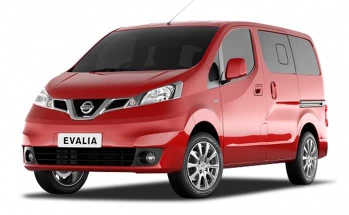 Nissan Evalia A/C Diesel