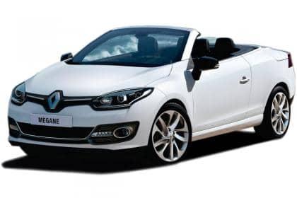 Renault Megane TwinTop A/C