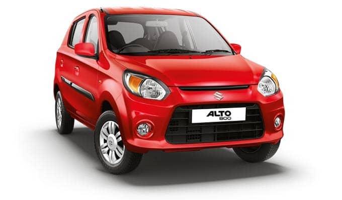 Suzuki Alto A/C