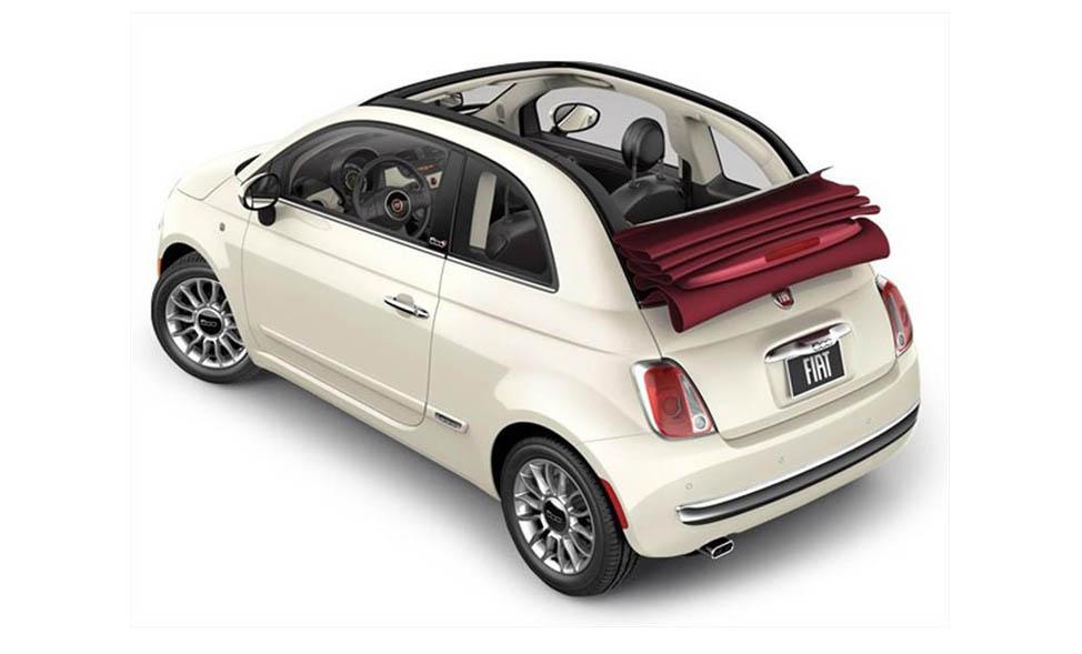 Fiat 500  A/C